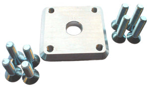 "SOCKET ADAPTER PLATE ""SQUARE"", 220LB WT LIMIT - AP-AL430L"