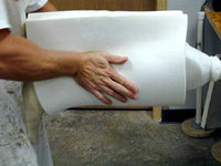 "BK FOAM WRAP(SHIN-FOAM) 2"" X 20"" X 18"" SHEET - 700125"