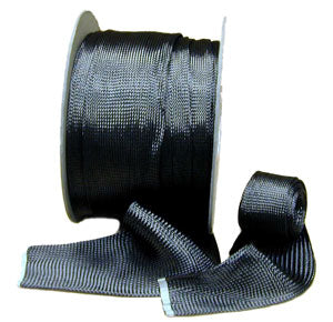 "CARBON BRAIDED SLEEVE 12K 8"" X 10' ROLL - 700-8CB"