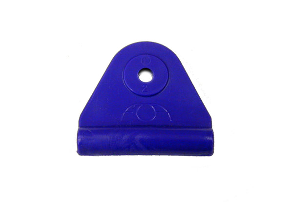 "CHAFE 2"" TRIANGLE BLUE,*CHAFE ONLY*, 25/PK - 214089-09"