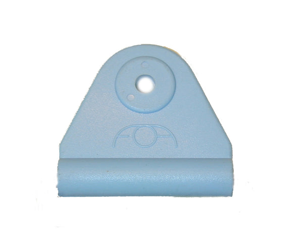 "CHAFE 1.5"" TRIANGLE SKY BLUE,*CHAFE ONLY*, 25/PK - 214087-18"