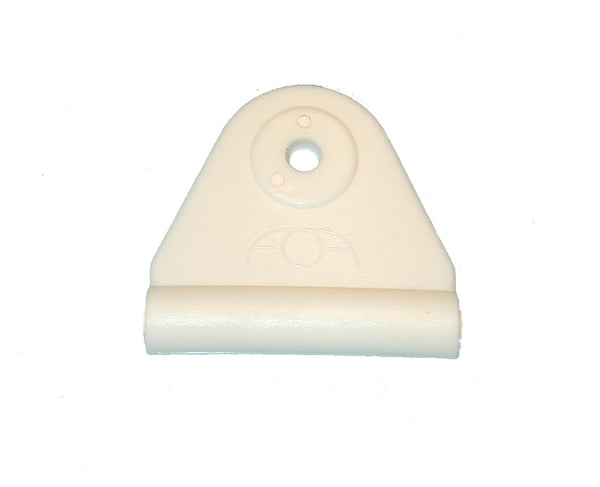 "CHAFE 1.5"" TRIANGLE WHITE,*CHAFE ONLY*, 25/PK - 214087-01"