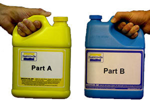 FOAM,RIGID 15#,GALLON KIT INCLUDES 1GAL A / 1GAL B - FOAMIT-15