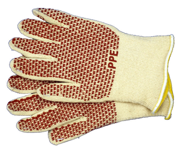 HOT MILL GLOVES, SMALL X-LONG,RATED TO 450 DEG - 700-025L