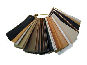 LEATHER SWATCH BOOK - LTHR ***Sold in approximately 20 sq ft hides***