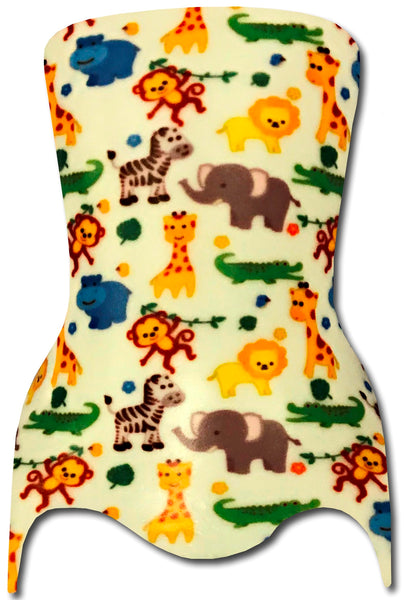 "TRANSFER PAPER JUNGLE ANIMALS 40"" X 60"" - P-1305"