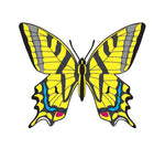 PAPER TRANSFER YELLOW BUTTERFLY - PT-BUTTERFLY 1