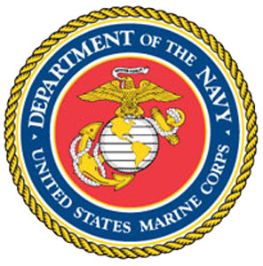 PAPER TRANSFER MARINE CORPS EMBLEM - PT-MARINE CORPS