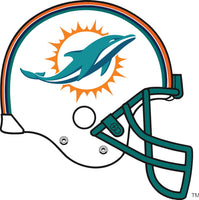 PAPER TRANSFER, NFL MIAMI DOLPHINS - PTMD-F