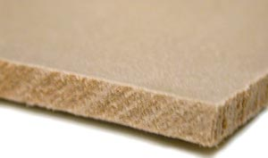"PE-LITE FIRM 45D, 3MM BEIGE 1/8""X39""X39"" - 189001"
