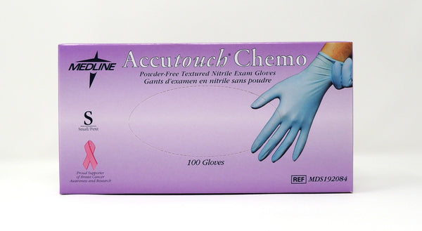 EXAM GLOVES, NITRILE SM 100/BX POWDER-FREE - 700-2801