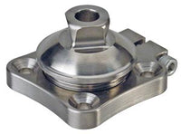 4 HOLE ROTATING PYRAMID TITANIUM, 300 LB WT LIMIT - TR-TI-SCA216