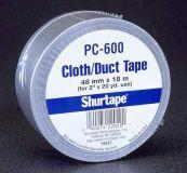 "TAPE, DUCT, GREY 2"" X 60 YDS, 9 MIL, 24 RLS/CS - 6190-651"