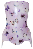 "TRANSFER PAPER LIGHT PURPLE BUTTERFLY 40""X60"" - P-1026"