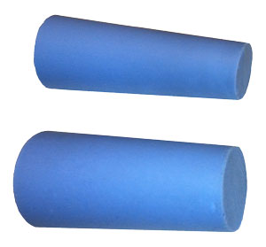 "ARBOR, SILICONE POLISHING 2"" X 4"" W/ 1/2-13 THREAD - 700501"