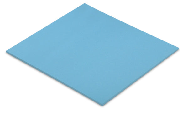 "PORON 1/4"" SINGLE ABRADED BLUE 60""X36"" - PORS00028"