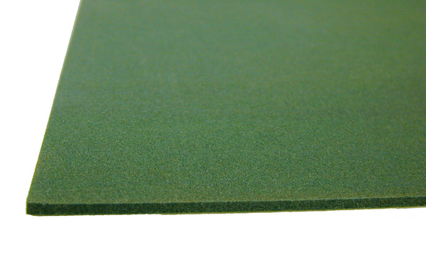 "MICROCEL PUFF 35D FOREST GREEN, 1/4""X37""X30"" - PUFF00191"
