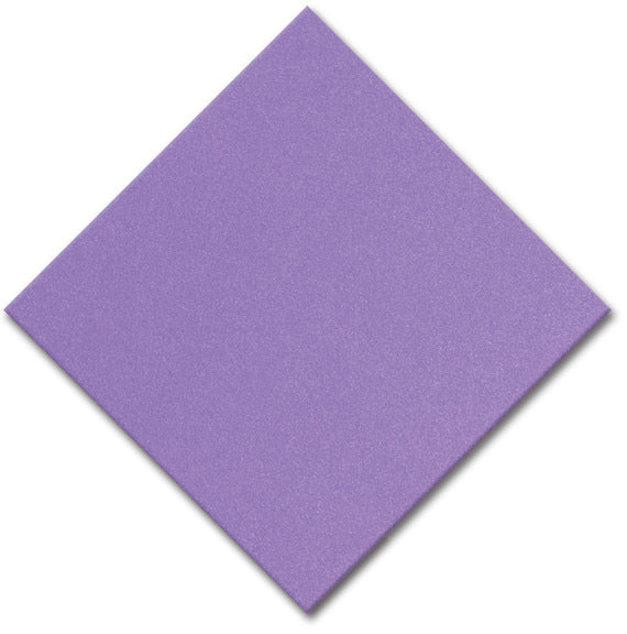 "MICROCEL PUFF 35D PURPLE 1/8"" X 37"" X 30"" - PUFF00119"