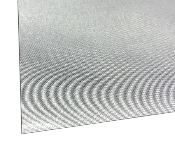 "TEFLON CLOTH, SILVER 6.5 MIL 37-1/2"" W X FT - 700-029"