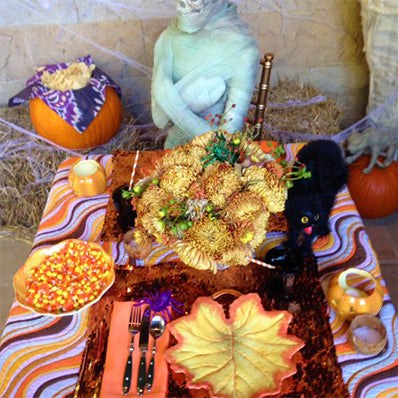 Stylish Entertaining:  Happy Halloween!