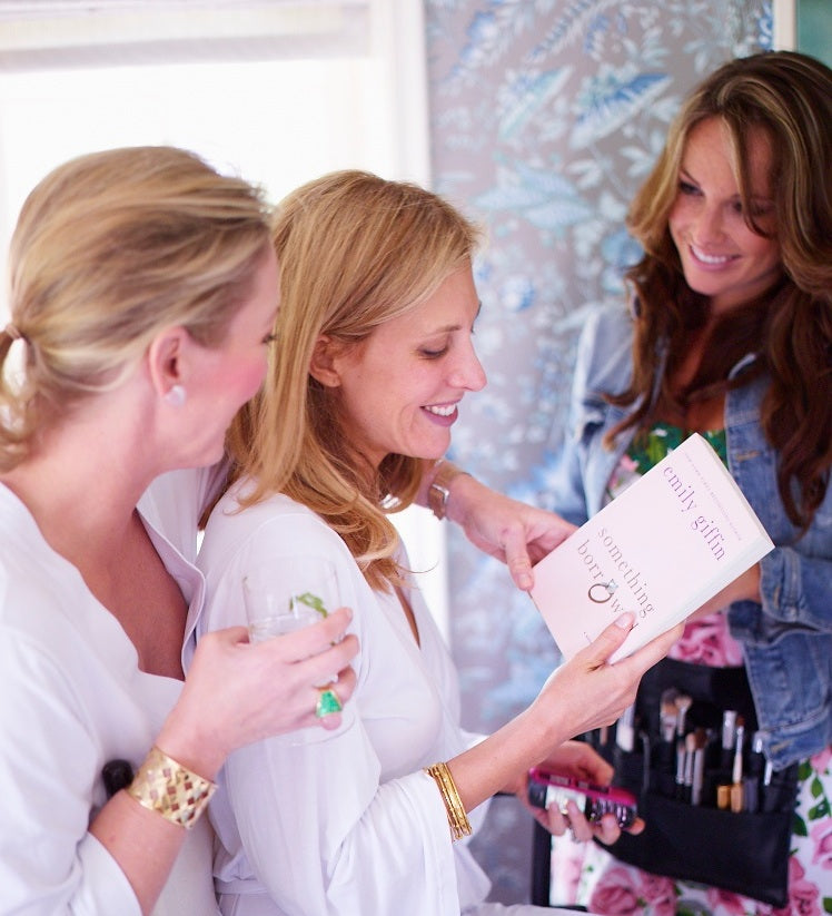 BEHIND-THE-SCENES WITH EMILY GIFFIN