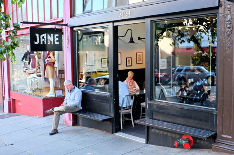 Grab Lunch at Jane on Fillmore