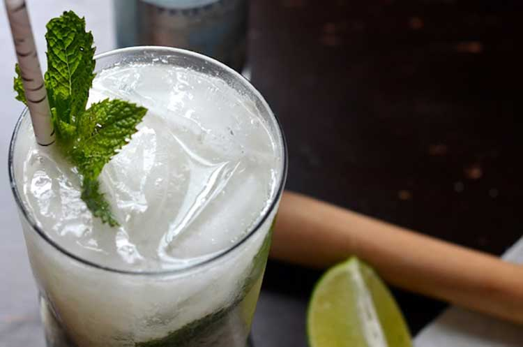 Stylish Entertaining:  National Mojito Day