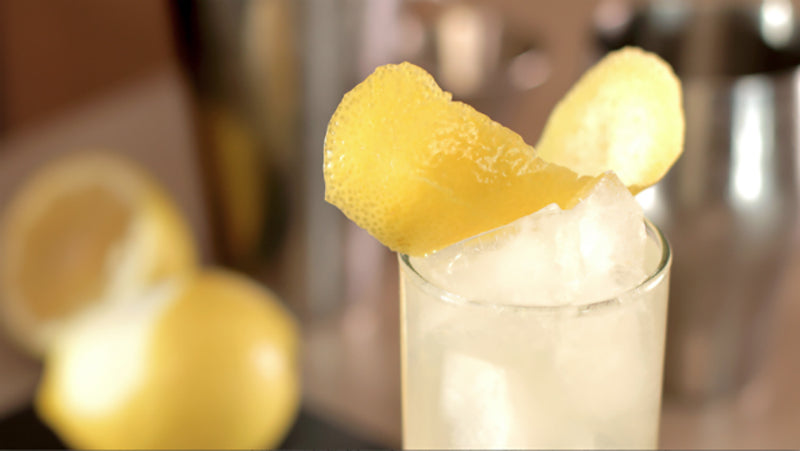 Stylish Entertaining - French 75 Cocktail