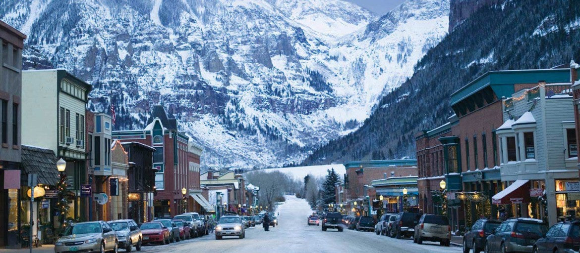 Much to See and Do in Telluride