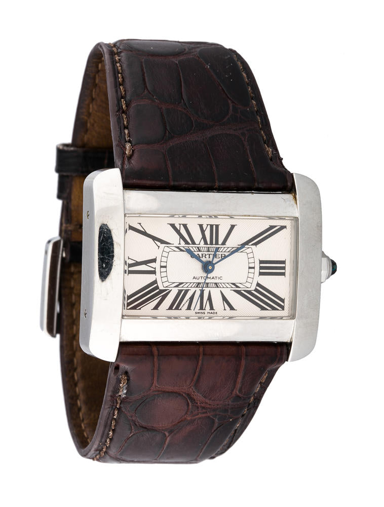 Cartier Tank Divan Watch