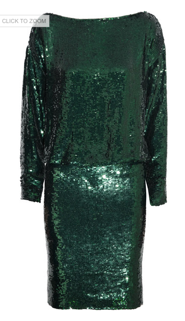 Givenchy sequined dress