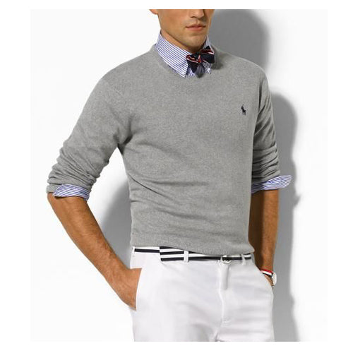 Ralph-Lauren-Mens-Sweater-in-Grey