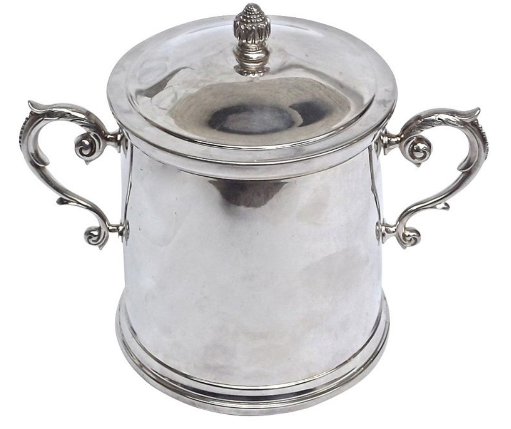 SIlverplate Ice Bucket