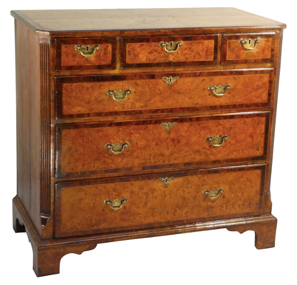 William and Mary Chest