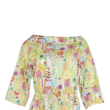 Audrey Top in Mixed Liberty Prints