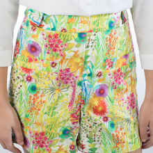 CZ Shorts in Mixed Liberty Prints