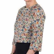 Elsa Top in Liberty Rachel - Danielle D Rollins
