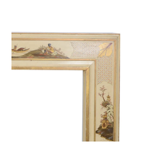 Antique Chinoiserie Fireplace Mantle