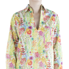 Julia Popover in Mixed Liberty Prints