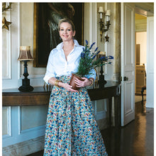 Fitzgerald Ball Skirt in Mixed Liberty Prints - Danielle D Rollins