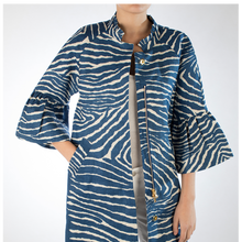 Lilly Jacket in Le Zebre - Danielle D Rollins