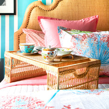 Wicker Bed Tray