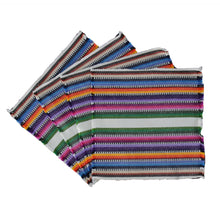 Large Hand Woven Mala Cocktail Napkins