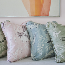 "18"" Eden Print Pillows"