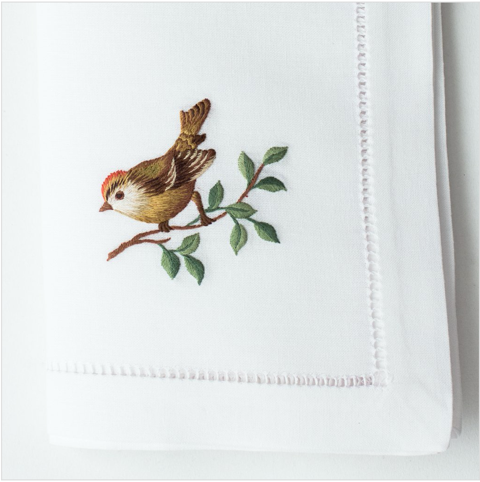 Bird & Branch Dinner Napkin