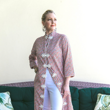 Marella Caftan in Mixed Liberty Prints