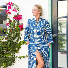 Marella Hostess Caftan in Le Zebre