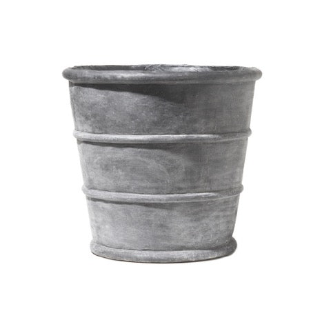 Conical Strapped Planter