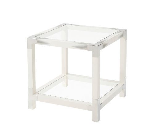 Cutting Edge Accent Table