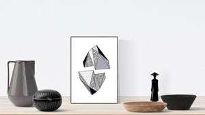 Terrazzo is the new Marble | Discover Our Terrazzo Posters